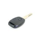 Car key. On white background Stock Images