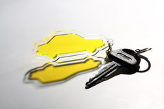 Car keychain Stock Photography