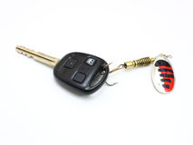 Car keys Royalty Free Stock Photos