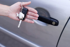 Car keys Royalty Free Stock Photo