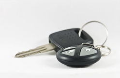 Car Keys. A set of car keys Stock Photo