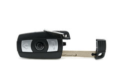 Car keys. On a white background Stock Images