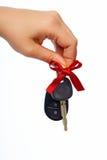 Car keys. Stock Photos