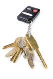 Car keys Stock Photos