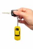 Car keys. Stock Image