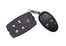 Car keys, charm Royalty Free Stock Photos