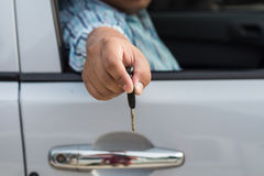 Car keys Royalty Free Stock Image