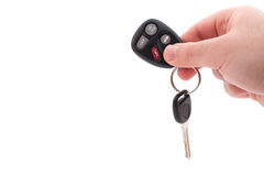 Car Keys and Remote Royalty Free Stock Image