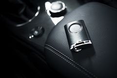 Car Keys and Remote Royalty Free Stock Photos