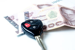 Car Keys and Remote Stock Photos