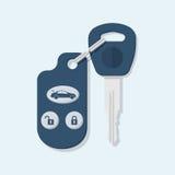 Car keys vector Stock Photography