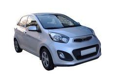 The car kia picante on a white background Stock Photo