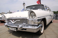 GAZ 13 Chaika (Soviet-made limousine)  Royalty Free Stock Photography