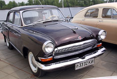 GAZ Volga (Soviet-made automobile) Stock Images