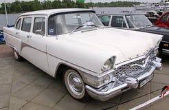 GAZ 13 Chaika (Soviet-made limousine) Stock Photo