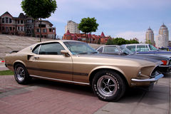 Ford Mustang Stock Photography