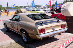 Ford Mustang Royalty Free Stock Image