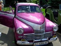 GAZ M20 Pobeda (Soviet-made automobile)  Royalty Free Stock Photography