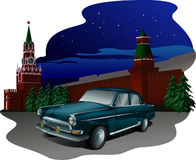 Car kremlin Stock Photo