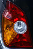 Car lamp Royalty Free Stock Images
