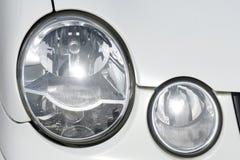 Car lamp Royalty Free Stock Images