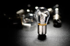 Car lamp Royalty Free Stock Image