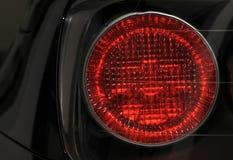 Car lamp close-up Stock Image