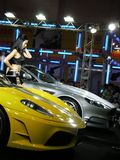 Car, Land Vehicle, Auto Show, Vehicle royalty free stock photo
