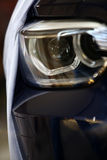 Car LED headlight Royalty Free Stock Image