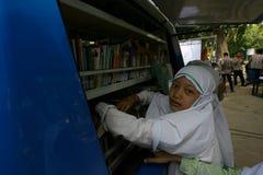 Car library Stock Photos