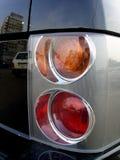 Car Light. Car Rear Lights Royalty Free Stock Photo