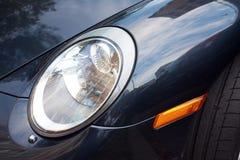 Car light stock photo