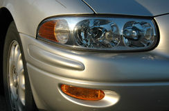 Car Light. 1 Royalty Free Stock Photo