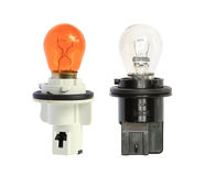 Car light bulb Royalty Free Stock Photo