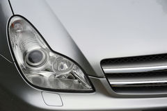 Car light, close up Royalty Free Stock Photos