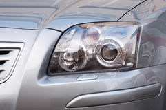 Car Light Royalty Free Stock Photos
