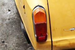 car light rear στοκ εικόνα