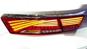 car light rear στοκ εικόνα με δικαίωμα ελεύθερης χρήσης