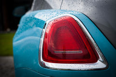 car light rear στοκ εικόνες