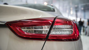 Car light - rear Stock Image
