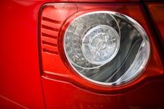 car lights tail Στοκ φωτογραφίες με δικαίωμα ελεύθερης χρήσης