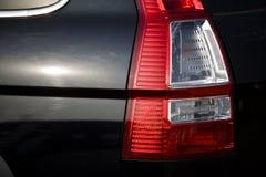 car lights tail Στοκ Εικόνα