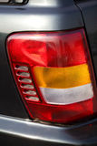 car lights tail Στοκ εικόνες με δικαίωμα ελεύθερης χρήσης