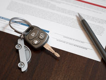 Car Loan Calculation Stock Images