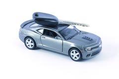 Car Loan, Car Insurance, Car Expenses, Car Hire. An image depicting car loan or car insurance cover or Car related expenses. Car with coins. Car with Money. Car Stock Images
