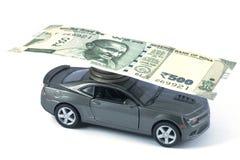 Car Loan, Car Insurance, Car Expenses Stock Image