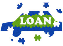 Car Loan Means Auto Finance Royalty Free Stock Photos