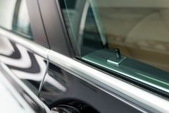 Car Locking System Royalty Free Stock Photos
