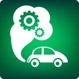 Car logistics Stock Images