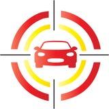 Car logo concept. Has been created as vector Stock Photography